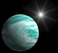 Planets - Celestial Objects on Sea and Sky