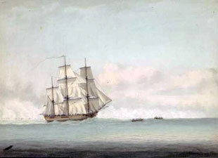 James Cook - Famous Ocean Explorers on Sea and Sky