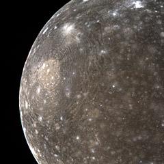nasa callisto moon - photo #16