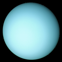 what color is uranus the planet - photo #27