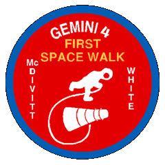 gemini space mission badges - photo #18