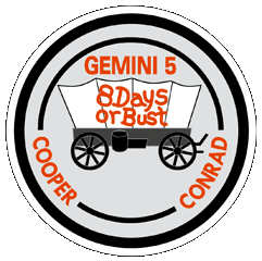 gemini space mission badges - photo #20