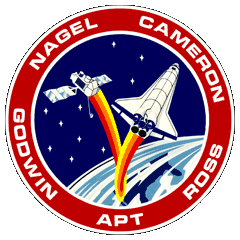 mission space patch 1984 - photo #40