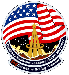 mission space patch 1984 - photo #24