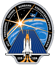space shuttle columbia mission patch - photo #30